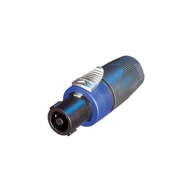 Neutrik NL4FX, 4-Pole Speakon Plug
