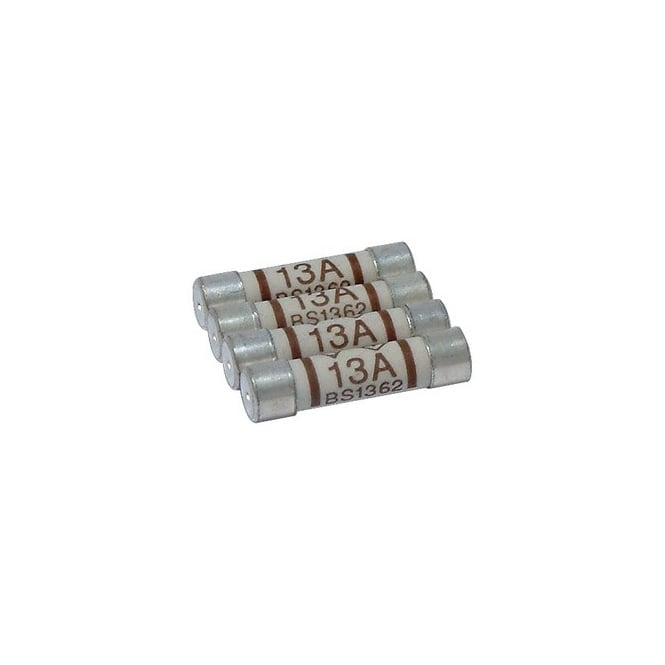 Mercury Mains plug fuse, 4 x 13A