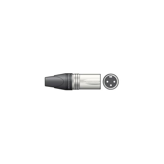 Neutrik NC3MXX 3-pole XLR Line Plug