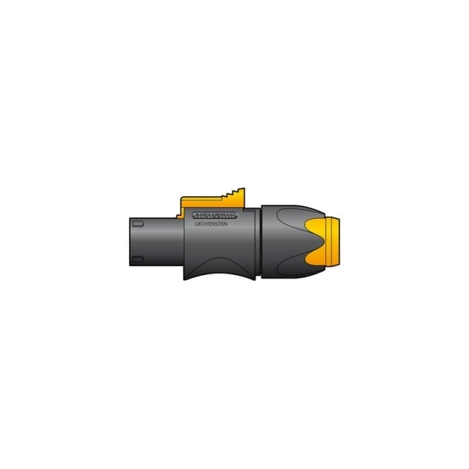 Neutrik NAC3FX-W PowerCON TRUE1 female connector