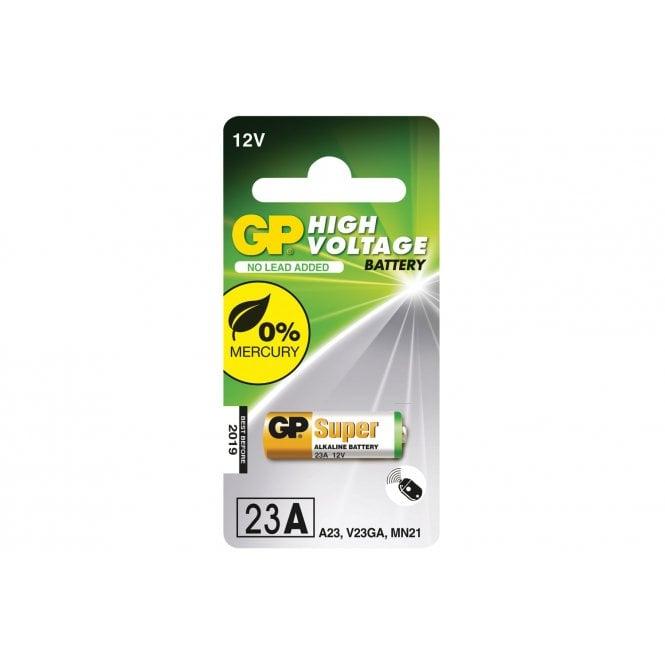 GP Batteries 23AE 12V alkaline battery