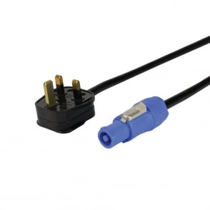 13A to Neutrik Powercon Cable
